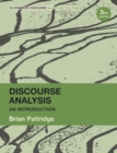 Image for Discourse analysis  : an introduction