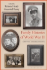 Image for Family histories of World War II  : survivors and descendants