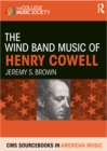 Image for The wind band music of Henry Cowell : no. 10