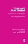 Image for Toys and playthings in development and remediation : 10