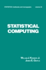 Image for Statistical Computing : 33