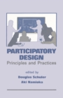 Image for Participatory design: principles and practices
