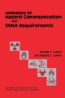 Image for Handbook of hazard communication and OSHA requirements