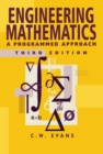 Image for Engineering mathematics: a programmed approach