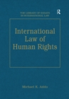 Image for International law of human rights