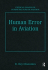 Image for Human error in aviation