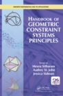 Image for Handbook of geometric constraint systems principles
