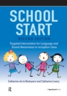 Image for School start: targeted intervention for language and sound awareness in reception class