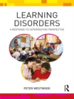 Image for Learning disorders: a response-to-intervention perspective