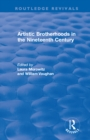 Image for Artistic brotherhoods in the nineteenth century