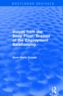 Image for Voices from the shopfloor: dramas of the employment relationship