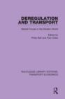 Image for Deregulation and transport: market forces in the modern world : 6