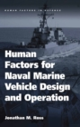 Image for Human factors for naval marine vehicle design and operation