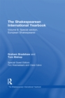 Image for The Shakespearean international yearbook.: (Special section, European Shakespeares) : 8,