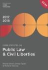 Image for Core statutes on public law & civil liberties 2017-18