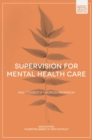 Image for Supervision for mental health care