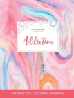 Image for Adult Coloring Journal : Addiction (Pet Illustrations, Bubblegum)