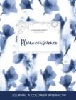 Image for Journal de Coloration Adulte : Pleine Conscience (Illustrations D'Animaux, Orchidee Bleue)