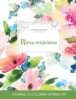 Image for Journal de Coloration Adulte : Pleine Conscience (Illustrations de Papillons, Floral Pastel)