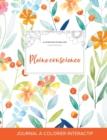 Image for Journal de Coloration Adulte : Pleine Conscience (Illustrations de Papillons, Floral Printanier)