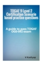 Image for Togaf 9 Level 2 Exam Question Bank