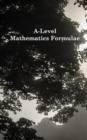 Image for A-level mathematics formulae