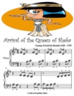 Image for Arrival of the Queen of Sheba - Beginner Tots Piano Sheet Music