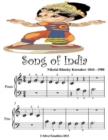Image for Song of India - Beginner Tots Piano Sheet Music