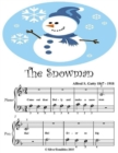 Image for Snowman - Beginner Tots Piano Sheet Music