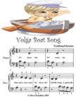 Image for Volga Boat Song - Beginner Tots Piano Sheet Music