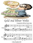 Image for Gold and Silver Waltz - Beginner Tots Piano Sheet Music