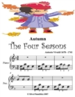 Image for Autumn the Four Seasons - Beginner Tots Piano Sheet Music