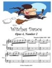 Image for Witches Dance Opus 4 Number 2 - Easy Piano Sheet Music