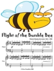 Image for Flight of the Bumble Bee - Easy Piano Sheet Music Junior Edition
