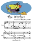 Image for Witches - Beginner Tots Piano Sheet Music