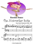 Image for Russian Dance the Nutcracker Suite - Beginner Tots Piano Sheet Music