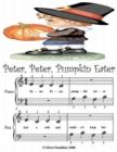 Image for Peter Peter Pumpkin Eater - Beginner Tots Piano Sheet Music