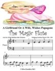Image for Girlfriend of a Wife Wishes Papageno the Magic Flute - Beginner Tots Piano Sheet Music