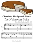 Image for Chocolate the Spanish Dance the Nutcracker Suite - Beginner Tots Piano Sheet Music