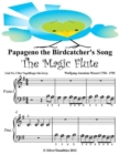 Image for Papageno the Bird Catcher's Song the Magic Flute - Beginner Tots Piano Sheet Music