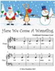 Image for Here We Come a Wassailing - Beginner Tots Piano Sheet Music