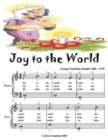 Image for Joy to the World - Easiest Piano Sheet Music Junior Edition