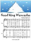 Image for Good King Wenceslas - Easy Piano Sheet Music Junior Edition