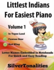Image for Littlest Indians for Easiest Piano Volume 1