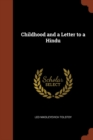 Image for Childhood and a Letter to a Hindu