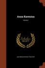 Image for Anna Karenina; Volume I
