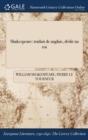 Image for Shakespeare: traduit de langlais, d�di� au roi