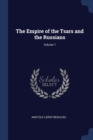 Image for The Empire of the Tsars and the Russians; Volume 1
