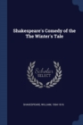 Image for Shakespeare's Comedy of the the Winter's Tale
