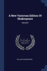 Image for A New Variorum Edition of Shakespeare : Macbeth